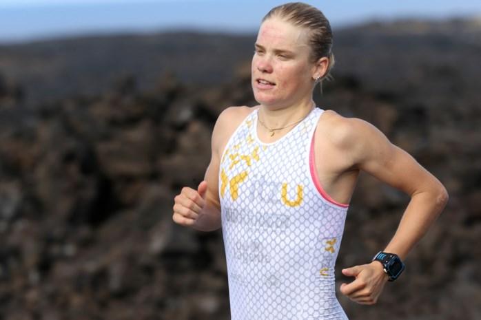 Alexandra Tondeur laat Ironman van Hawaï in 2018 schieten, maar mikt op WK en EK
