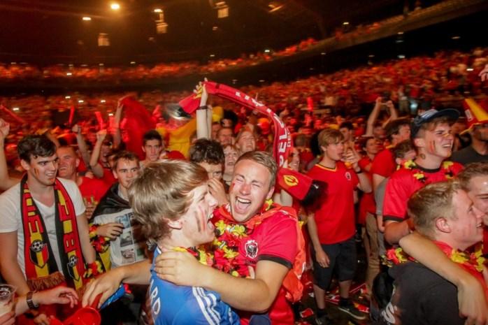 """Belgische bond is """"niet teleurgesteld"""" met verkoopcijfers Belgische vakken voor WK in Rusland"""