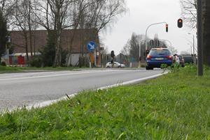 Hinder door wegenwerken
