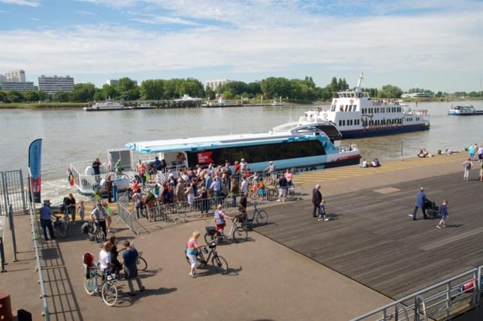 Noordrand krijgt dit jaar al waterbus: zeker vier nieuwe haltes
