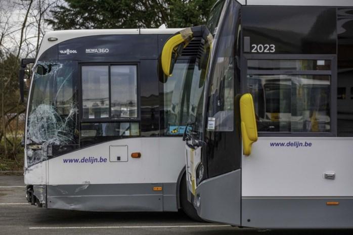 """Jongeren joyriden met bus: """"Betere beveiliging stelplaatsen De Lijn nodig"""""""