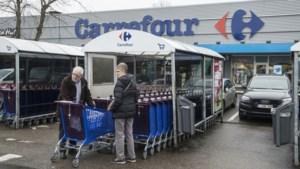Carrefour in Turnhout en Borsbeek donderdag dicht