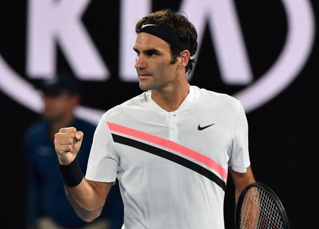Federer aanvaardt op de valreep een uitnodiging voor ATP Rotterdam