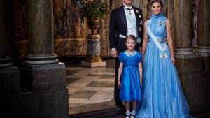 Kleindochter steelt de show op nieuw portret van Zweeds koningshuis