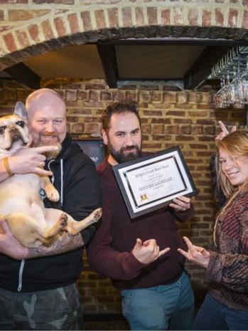 Billie's Craft Beer  verkozen tot beste bierfestival op Beer Awards