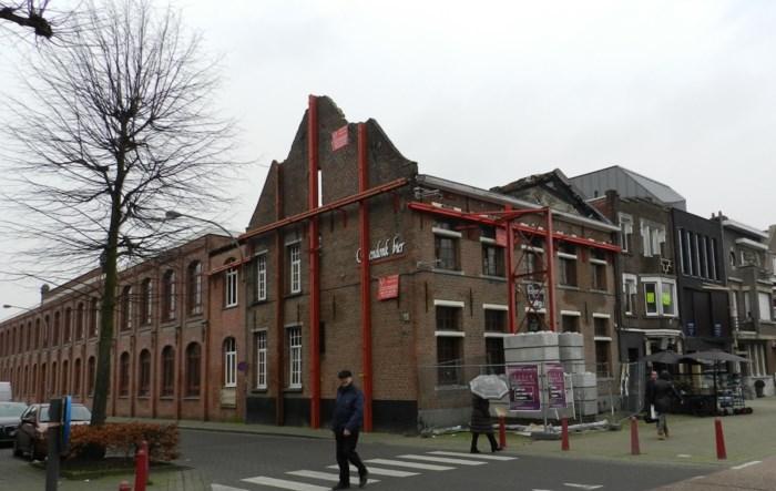 VITO verkoopt oude vakschool  en afgebrand horecagebouw