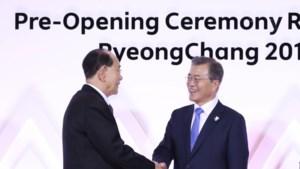 Winterspelen zorgen voor doorbraak in conflict: twee Korea's schudden elkaar de hand op hoog niveau