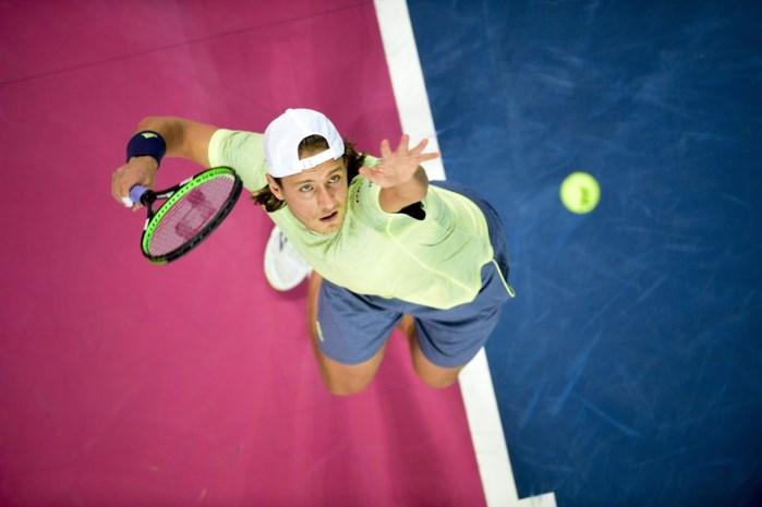 Lucas Pouille voegt zich bij Richard Gasquet in finale Montpellier
