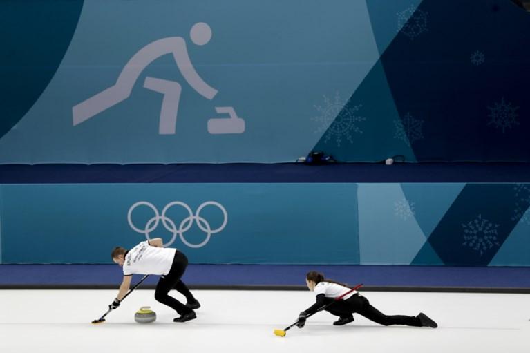 OVERZICHT. Dit gebeurde er al op de eerste echte competitiedag in Pyeongchang