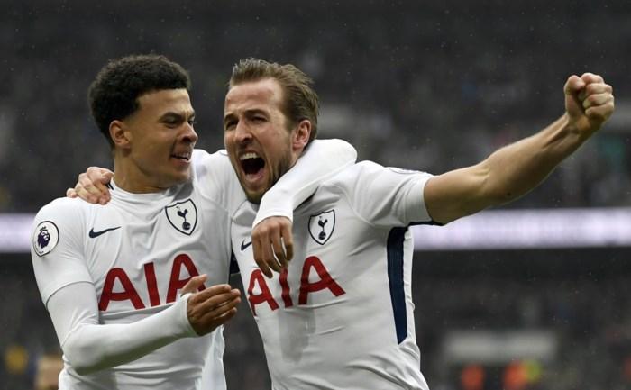 Tottenham wint Londense derby tegen Arsenal