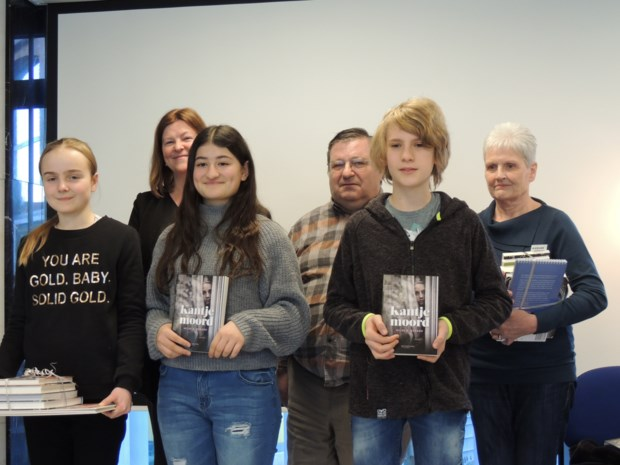 Davidsfonds beloont jonge schrijvers