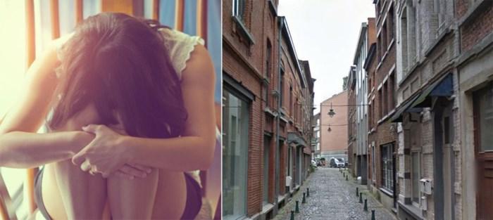 """Studente die """"drie dagen lang werd opgesloten en verkracht in Charleroi"""" verzon alles"""