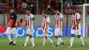 Crisis compleet bij Belgen van Olympiakos: topper verloren én nu ook nog eens drie punten extra kwijt