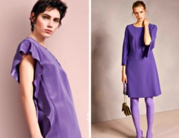 Zo draag je trendkleur van het moment: lila