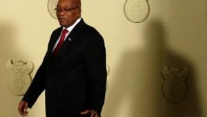 """Zuid-Afrikaanse president Zuma neemt onmiddellijk ontslag: """"Er moeten geen doden vallen in mijn naam"""""""
