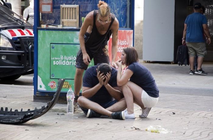 Aanslagen Barcelona: drie arrestaties in Frankrijk