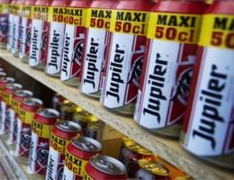 Jupiler verandert vijf maanden van naam om Rode Duivels te steunen