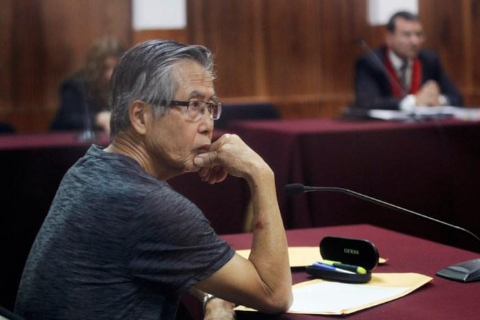 Peruaanse ex-president Fujimori moet zich verantwoorden voor bloedbad