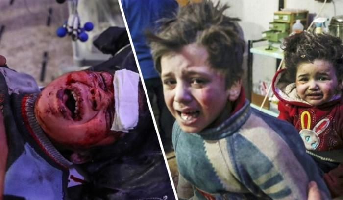 """VN """"diep bezorgd"""" over escalatie van geweld in Syrië"""