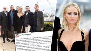 Jennifer Lawrence reageert verontwaardigd na ophef over foto met Matthias Schoenaerts: