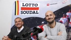 """Tom Boonen gaat aan de slag bij Lotto-Soudal: """"Maar in de volgwagen zal je mij niet aantreffen"""""""