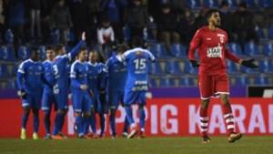 Antwerp doet slechte zaak in strijd om Play-Off 1 na zware nederlaag bij Genk