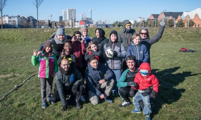 """Antwerpen-Noord heeft opnieuw eigen scouts: """"Een scoutsgroep die onze wijk weerspiegelt"""""""