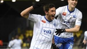 Play-Off 1 zo goed als onmogelijk voor Waasland-Beveren na verlies tegen AA Gent