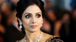 Eén van grootste filmsterren in India sterft aan hartstilstand