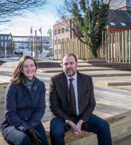 Kunstenplein is zo goed als klaar: nieuw plein opent eind maart