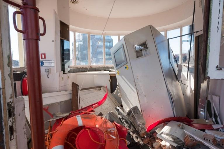 Battelbrug kan weer worden bediend na crash met Porsche in brughuisje