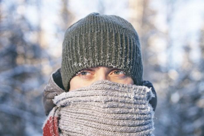 We gaan ijskoude week tegemoet