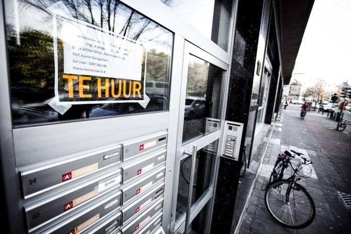 Huurprijzen appartementen in Vlaanderen dalen voor eerst in vier jaar