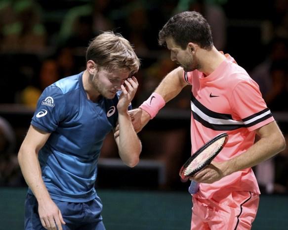 David Goffin blijft zevende op ATP-ranking, ondanks weekje rust na oogblessure