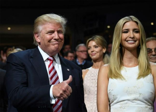 """Ivanka Trump: """"Mijn vader gedraagt zich correct tegenover vrouwen"""""""