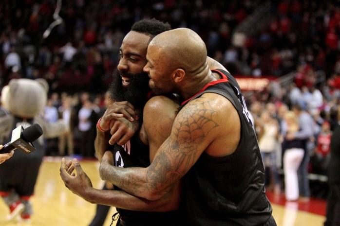 NBA. Cleveland verliest van San Antonio, twaalfde zege op rij voor Houston dankzij Harden