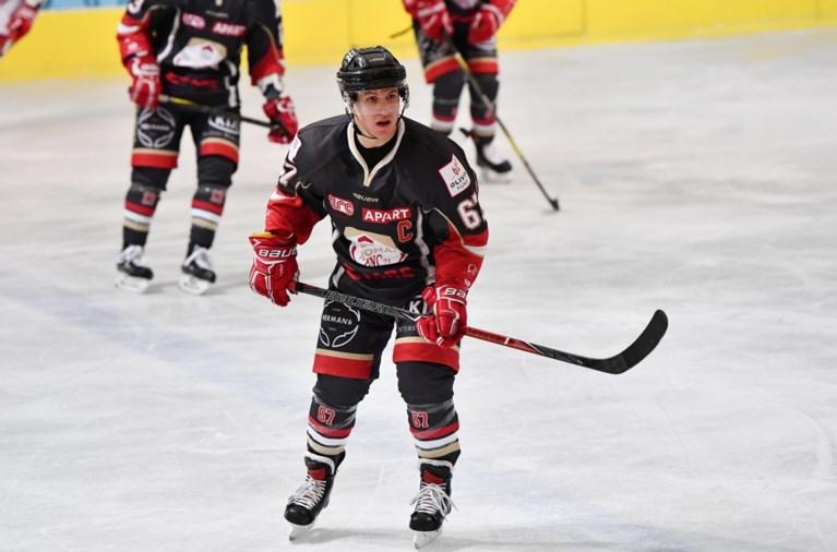 Herentals kroont zich tot Belgisch Kampioen ijshockey