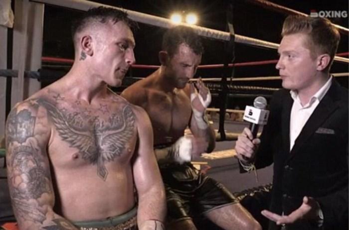 Britse bokser overleden aan gevolgen van zware kamp (die hij wel won)