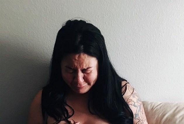 Dit ene beeld over postnatale depressie zegt meer dan duizend woorden