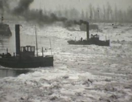 """""""Nu koud? In 1947 vroor de Schelde gewoon dicht"""""""