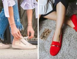 Daarom draag je best elke dag andere schoenen
