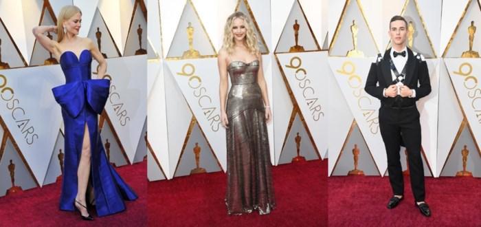 Dit vindt onze stylist van de outfits op de Oscars
