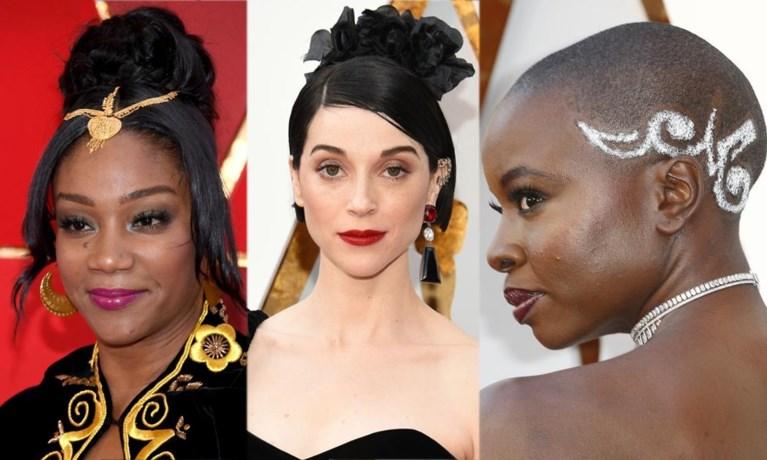 Trend op de Oscars: een accessoire in het haar