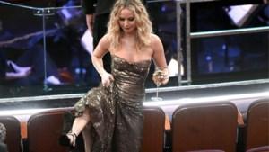Hollywoodsterren betrapt: de minder flatterende momenten van de Oscars