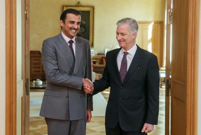Waarom de omstreden emir van Qatar momenteel ons land bezoekt