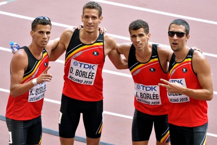 Belgian Tornados en Eline Berings verdedigen Belgische eer op WK indoor, Nafi Thiam ontbreekt