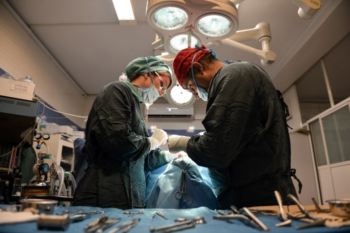 Meer plastische chirurgie om medische redenen