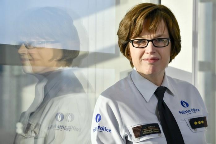Wie volgt Cathérine De Bolle op als baas van de federale politie?