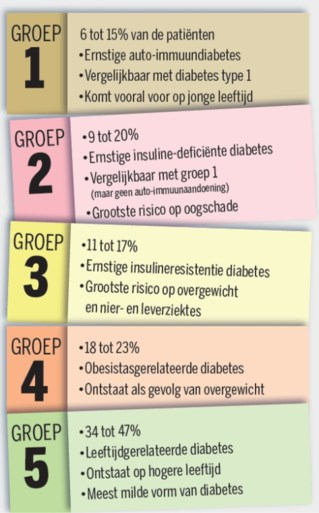 Diabetes Nieuwe Doorbraak