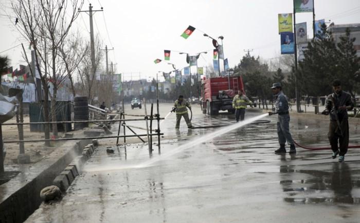 Zeker negen doden bij zelfmoordaanslag in Kaboel
